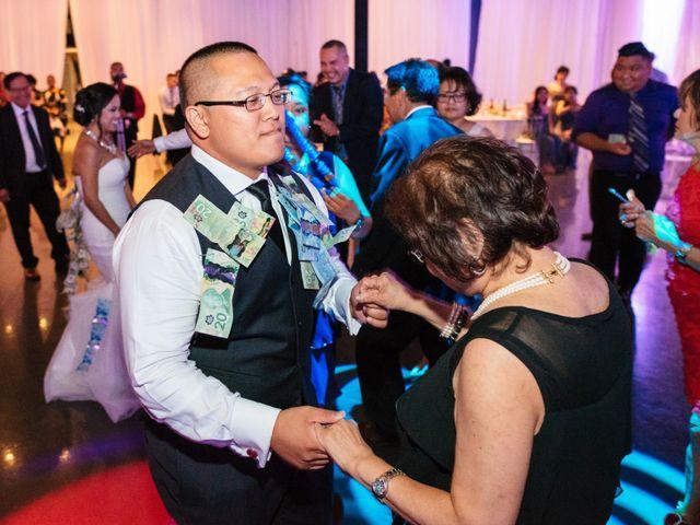 Julius Naredo and Chantelle Dela Cruz's wedding in Toronto, Ontario 90