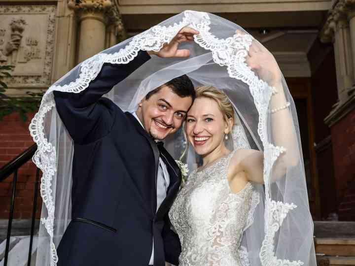 The wedding of Lyna and Sergiu