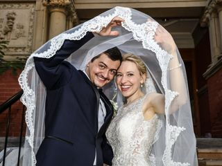The wedding of Lyna and Sergiu