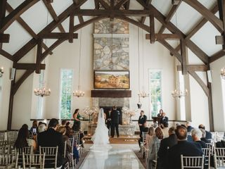 The wedding of Stephen and Maria