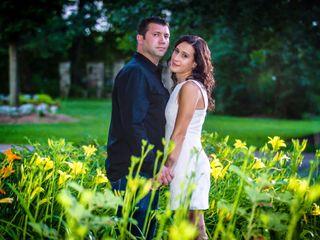 The wedding of Diane and William 2