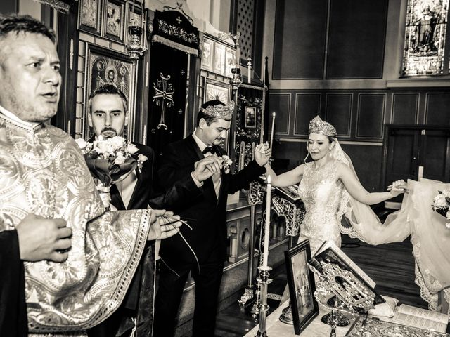 Sergiu and Lyna's wedding in Montreal, Quebec 4