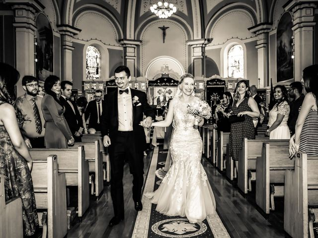 Sergiu and Lyna's wedding in Montreal, Quebec 5
