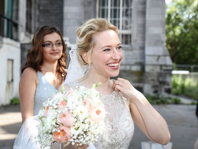 Sergiu and Lyna's wedding in Montreal, Quebec 6