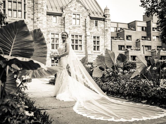 Sergiu and Lyna's wedding in Montreal, Quebec 7