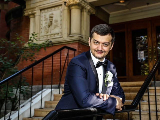 Sergiu and Lyna's wedding in Montreal, Quebec 9