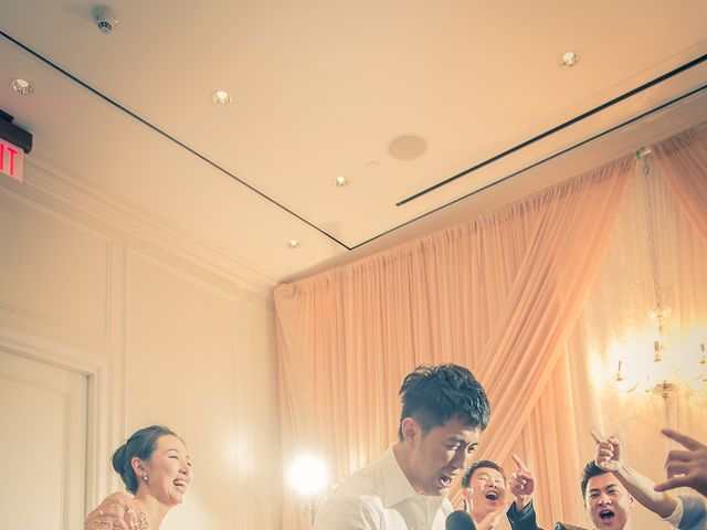Yoga and Andy's wedding in Vancouver, British Columbia 36
