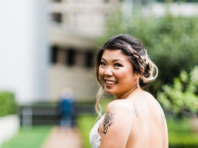 Kyle and Mel's wedding in Vancouver, British Columbia 3