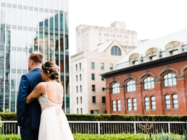 Kyle and Mel's wedding in Vancouver, British Columbia 4