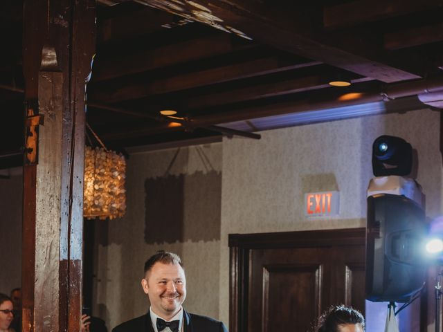 Maria and Stephen's wedding in Ancaster, Ontario 32