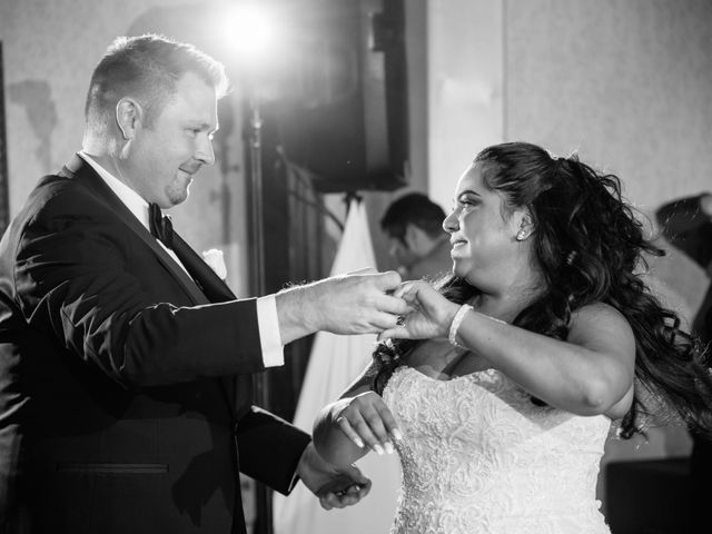 Maria and Stephen's wedding in Ancaster, Ontario 2