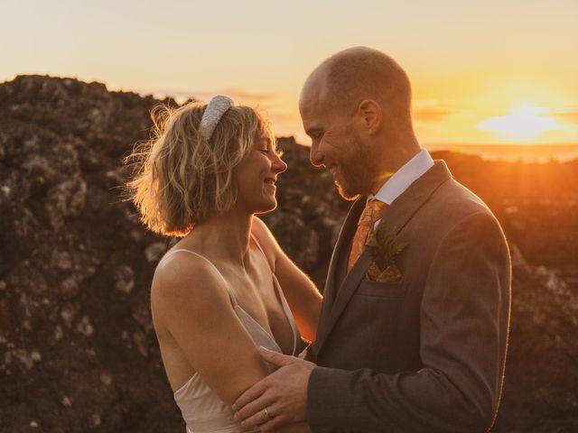 Kris and Emma's wedding in Ucluelet, British Columbia 2