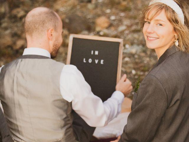 Kris and Emma's wedding in Ucluelet, British Columbia 4