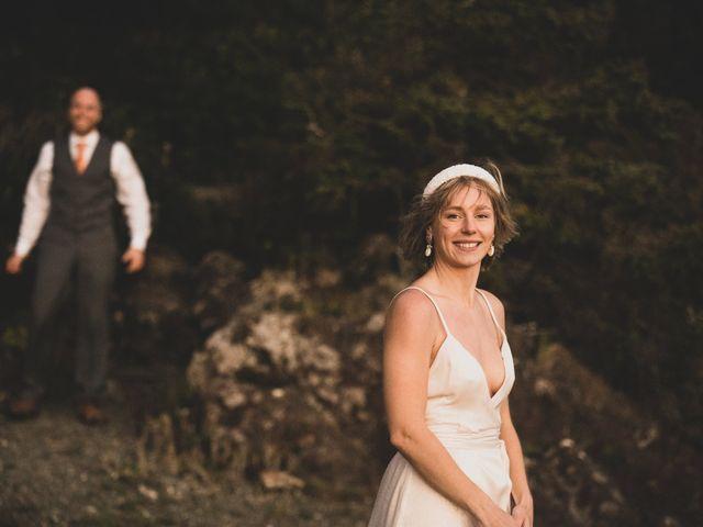 Kris and Emma's wedding in Ucluelet, British Columbia 6