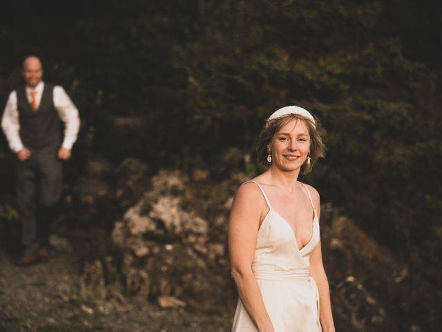 Kris and Emma's wedding in Ucluelet, British Columbia 7