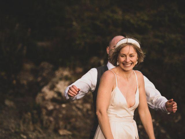 Kris and Emma's wedding in Ucluelet, British Columbia 11