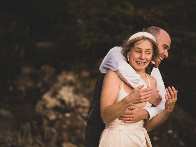 Kris and Emma's wedding in Ucluelet, British Columbia 12