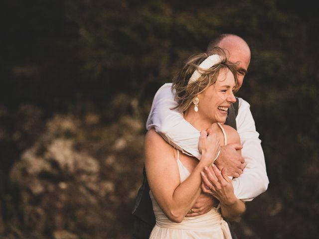 Kris and Emma's wedding in Ucluelet, British Columbia 14