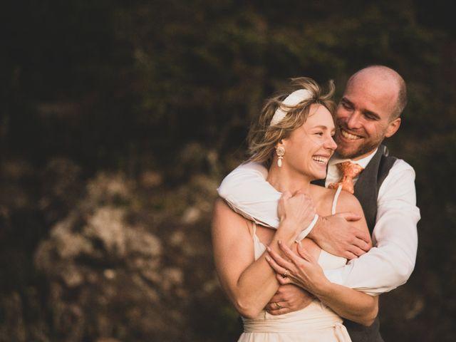 Kris and Emma's wedding in Ucluelet, British Columbia 15