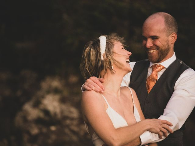 Kris and Emma's wedding in Ucluelet, British Columbia 18