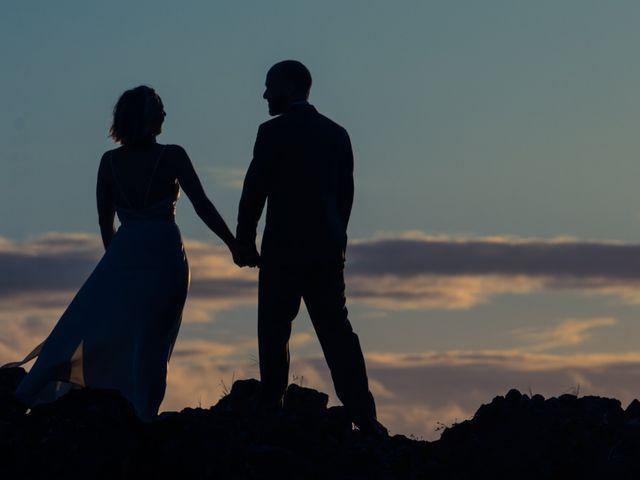 Kris and Emma's wedding in Ucluelet, British Columbia 21
