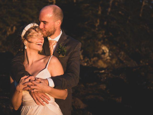 Kris and Emma's wedding in Ucluelet, British Columbia 23
