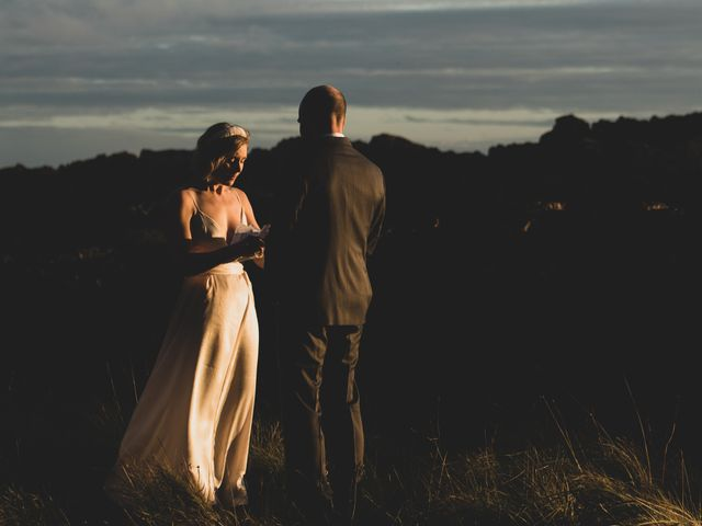 Kris and Emma's wedding in Ucluelet, British Columbia 27