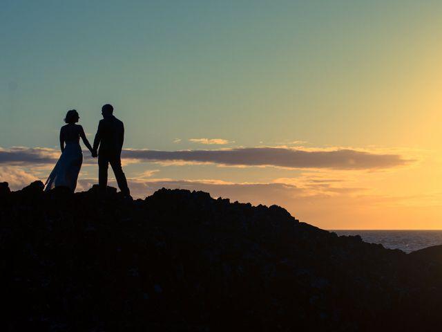 Kris and Emma's wedding in Ucluelet, British Columbia 30