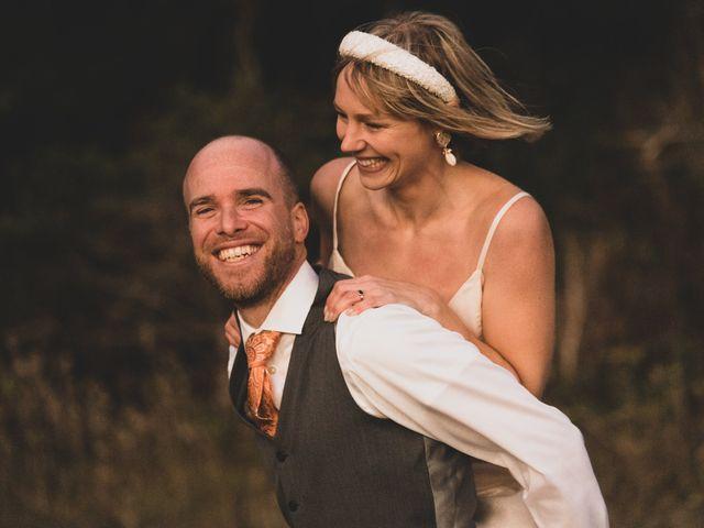 Kris and Emma's wedding in Ucluelet, British Columbia 35
