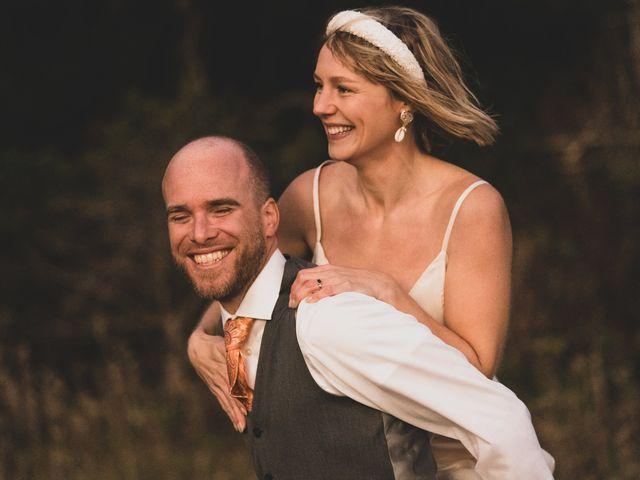 Kris and Emma's wedding in Ucluelet, British Columbia 36