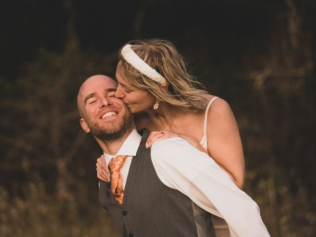 Kris and Emma's wedding in Ucluelet, British Columbia 37
