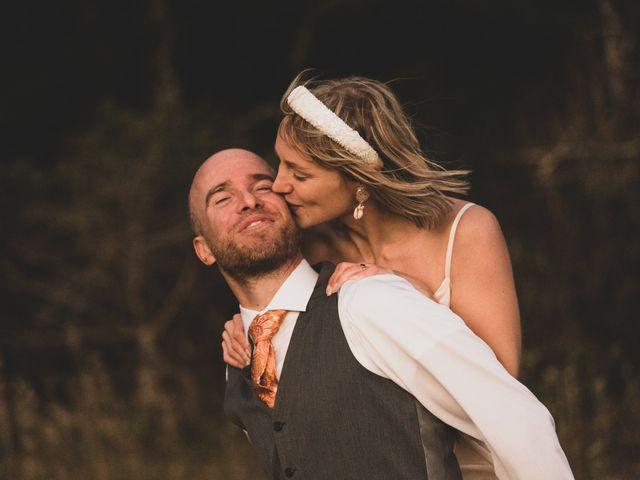 Kris and Emma's wedding in Ucluelet, British Columbia 38