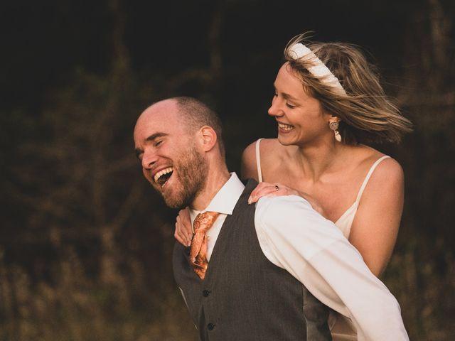 Kris and Emma's wedding in Ucluelet, British Columbia 39