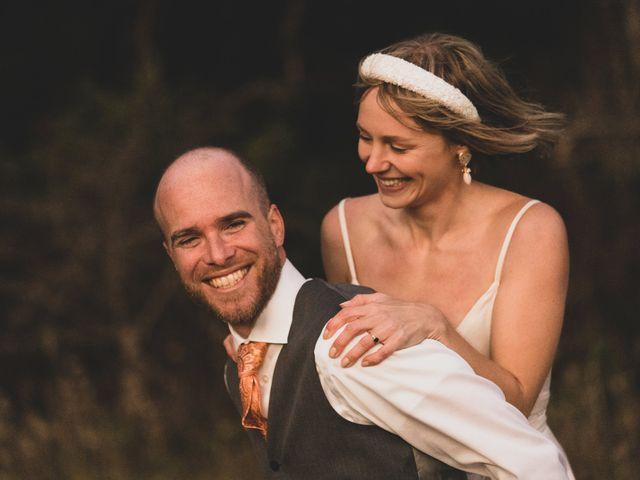 Kris and Emma's wedding in Ucluelet, British Columbia 40