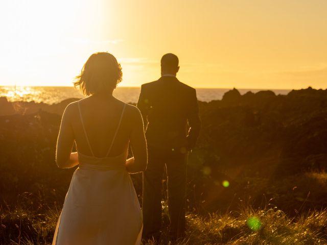 Kris and Emma's wedding in Ucluelet, British Columbia 43