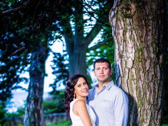 William and Diane's wedding in Mississauga, Ontario 8