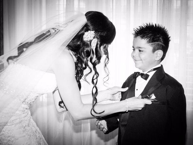 William and Diane's wedding in Mississauga, Ontario 33