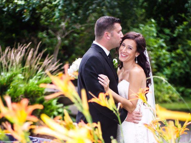 William and Diane's wedding in Mississauga, Ontario 1