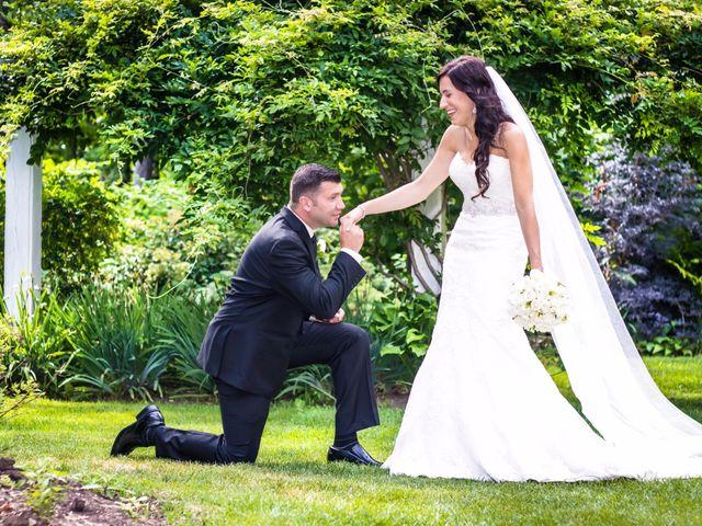 William and Diane's wedding in Mississauga, Ontario 2