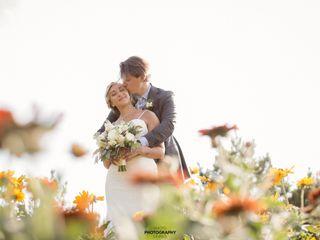 The wedding of Lauren and Robin