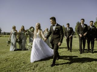 The wedding of Carley and Bailey 3