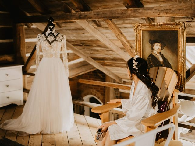 Phrynyll and Chester's wedding in Mono, Ontario 45