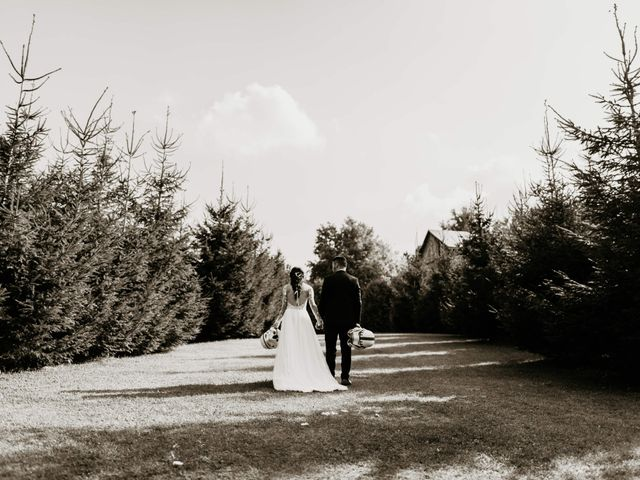 Phrynyll and Chester's wedding in Mono, Ontario 157