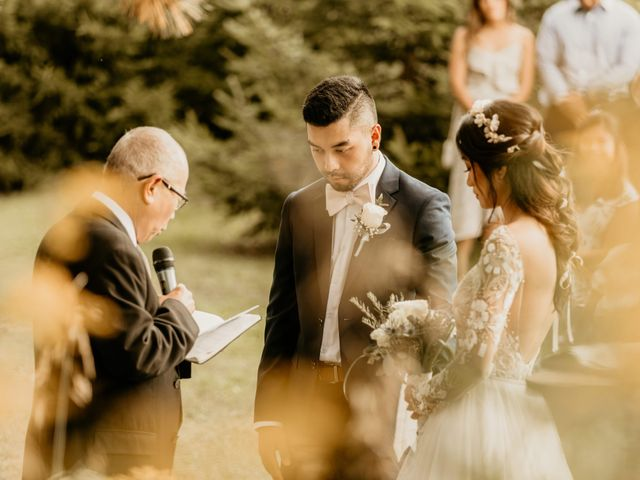Phrynyll and Chester's wedding in Mono, Ontario 250