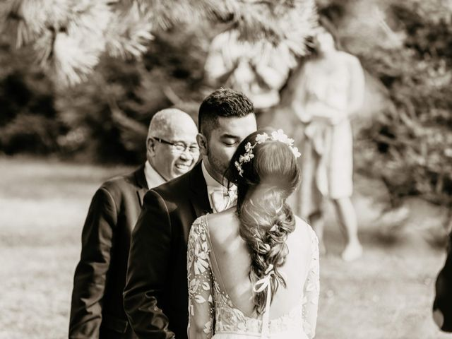 Phrynyll and Chester's wedding in Mono, Ontario 256