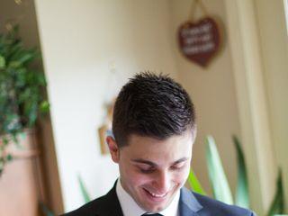 The wedding of Kristina and Matt 1