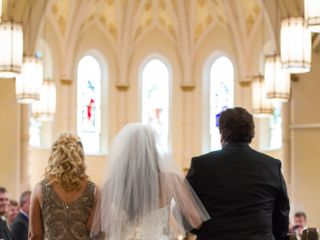 The wedding of Kristina and Matt 2