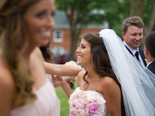 The wedding of Kristina and Matt 3