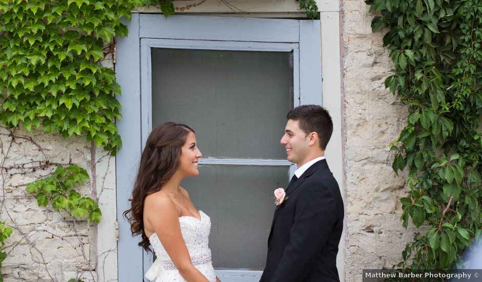 Matt And Kristina's Wedding In Cambridge, Ontario