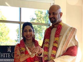 The wedding of Drithal and Bav 1